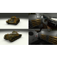 T34/76 with Interior Camo 3D Model