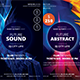 Abstract Flyers Bundle