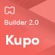 Kupo - HTML Email Template + Builder 2.0