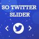 SO Twitter Slider - Responsive OpenCart Module