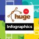 Huge - Clean & Brand Infographics