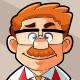 Geek Mascot
