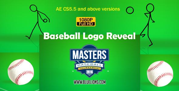 Baseball Logo Reveal