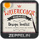 Watercolor & Elements Toolkit