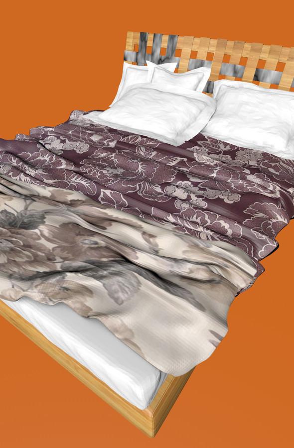 3DOcean Bed 1 14461402