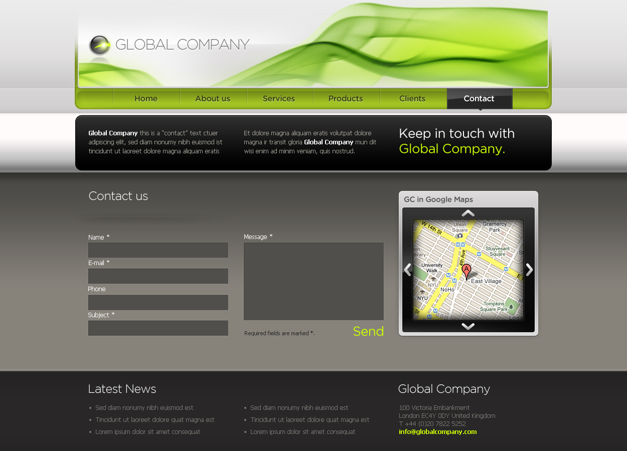 Business Template #05