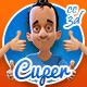 Character City 3D: Cuper presents