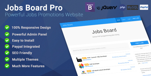 Jobs Board Pro (Miscellaneous) Download