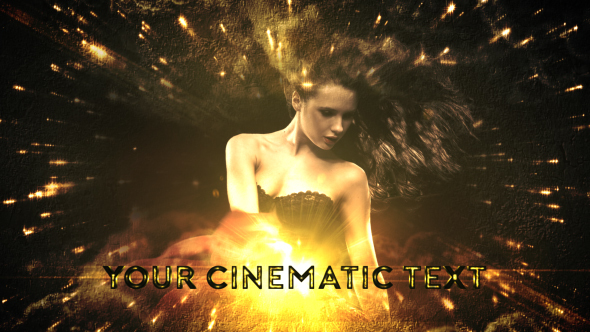 Download Cinematic Trailer nulled download