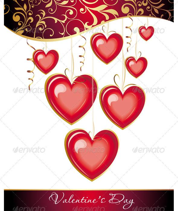 Valentine's Day illustration