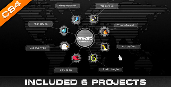 After Effects Project - VideoHive Corporate Presentation 1447132
