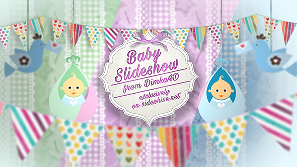 Download Baby Slideshow nulled download