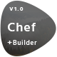 Chef - Responsive Email Template + Online Builder