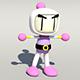 Bomber man 3D Model