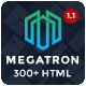 Megatron - Multipurpose HTML5 Template