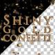 Shiny Gold Confetti