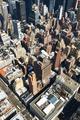Cityscape view of Manhattan