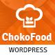 ChokoFood - Food & Restaurant Wordpress Theme