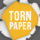 Torn Paper Transitions Reveal Pack