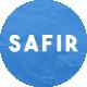 Safir - A WordPress Blog Theme