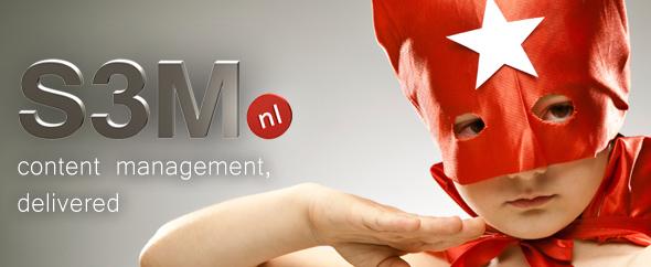 Content-management-delivered