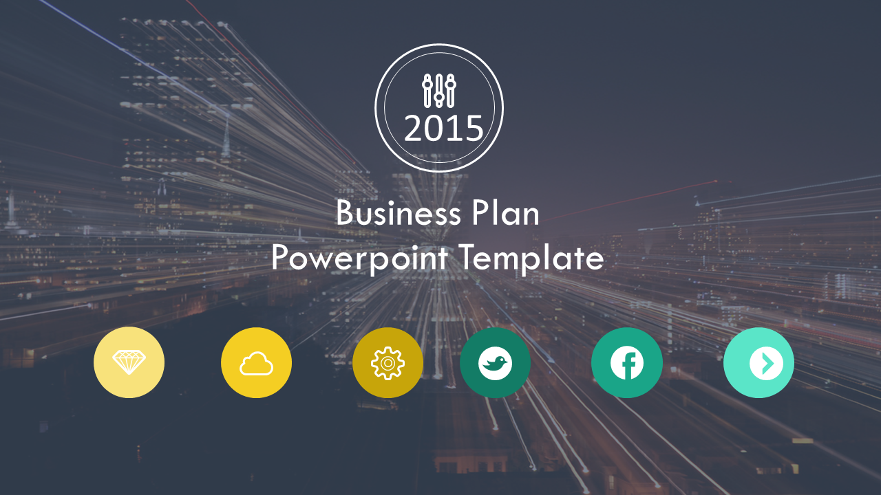 business plan powerpoint by kakasilver graphicriver