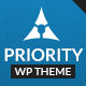 Priority - Multipurpose WordPress Theme
