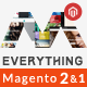 Magento 2.1 Themes & Magento 1.9 - All 40+ Creative Designs - Multipurpose Responsive | EVERYTHING
