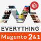 Magento 2.1 Themes & Magento 1.9 - All 40+ Creative Designs - Multipurpose Responsive | EVERYTHING