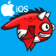 Flappy Clumsy Dragon iOS + IN APP PURCHASE + ADMOB // iADS + MORE