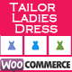 WooCommerce Tailor - Ladies Dress