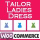 WooCommerce Tailor - Ladies Dress