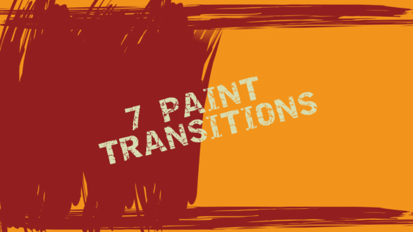 Download 7 Paint Transitions nulled download