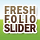 Fresh Folio Image Slider / Gallery Concept - GraphicRiver Item for Sale