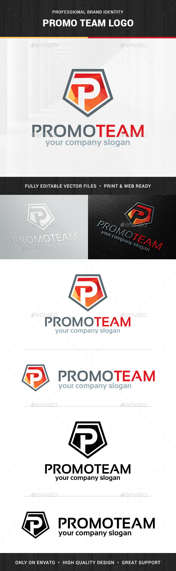 P graphics designs templates from graphicriver sciox Images