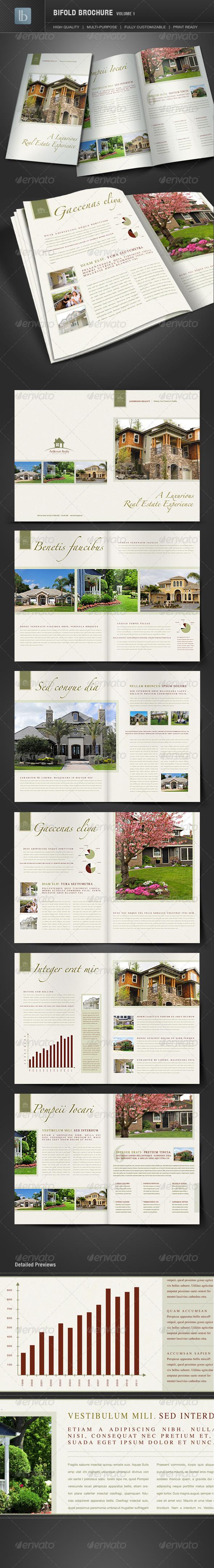 Bifold Brochure | Volume 1 - Corporate Brochures