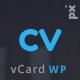 MultiProfile Resume CV & Portfolio WordPress