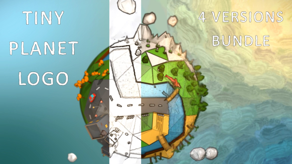 Download Tiny Planet Logo nulled download