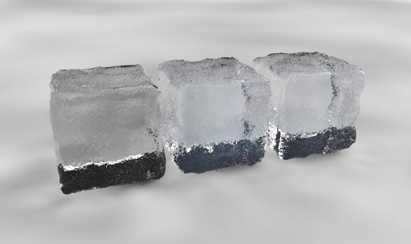 Ice Material 3 Pack By Cinema4dmad 3docean