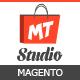 MT Studio : Fluid Responsive Magento Theme