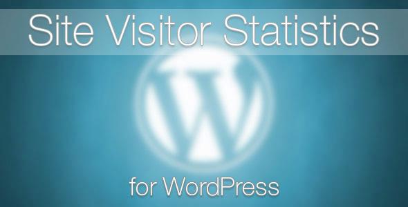 Site Visitor Statistics for WordPress v3.3 Nulled