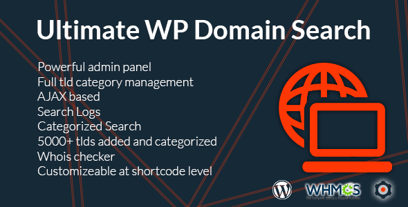 Ultimate WP Domain Search (Utilities) Download