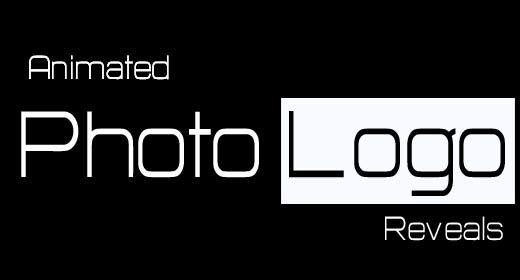 Animated Photo Logo Reveal