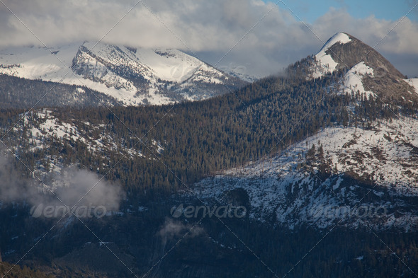 Yosemite - Stock Photo - Images