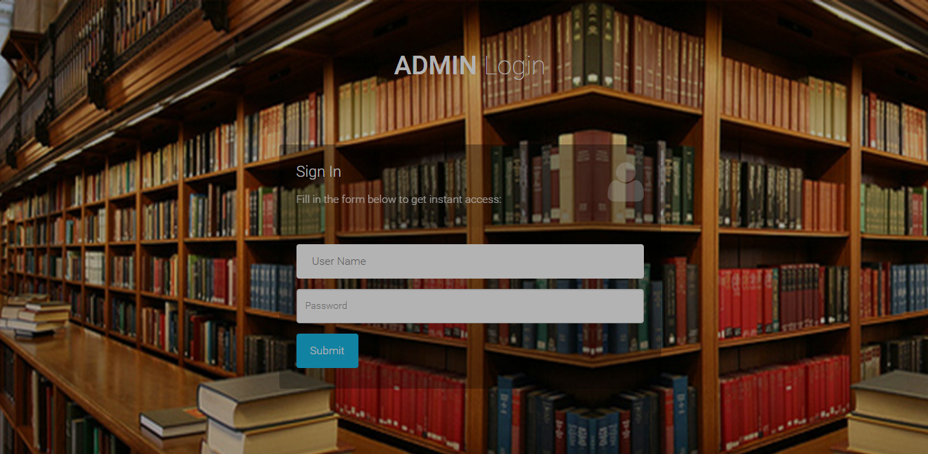 Elibrary Awesome Library Management System By Rifat636