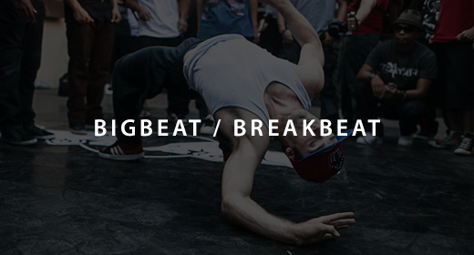 Bigbeat, Breakbeat