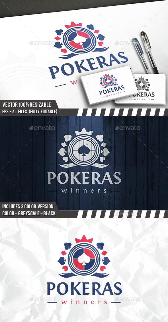 Poker Logo Template