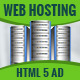 GWD | Web Hosting Ad Banners - 7 Sizes