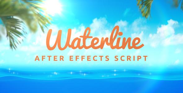 Waterline | After Effects Script