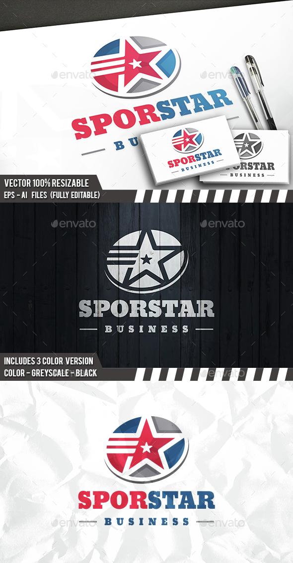 Sport Star Logo